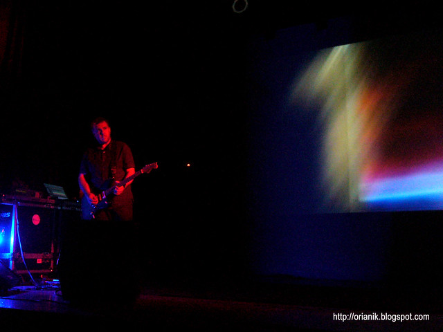 Robin Guthrie 06/06/07 Teatro Julieta, Lima - Perú