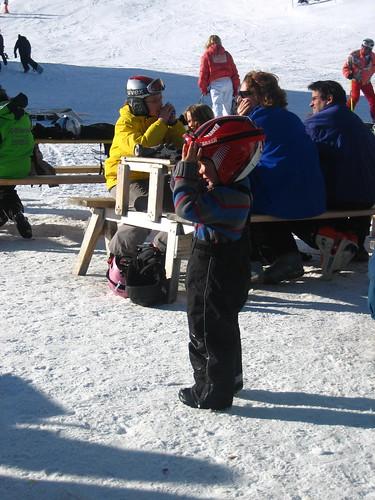 Young Skier par dseaton