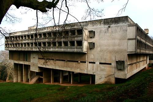 La tourette- arq. Le Corbusier