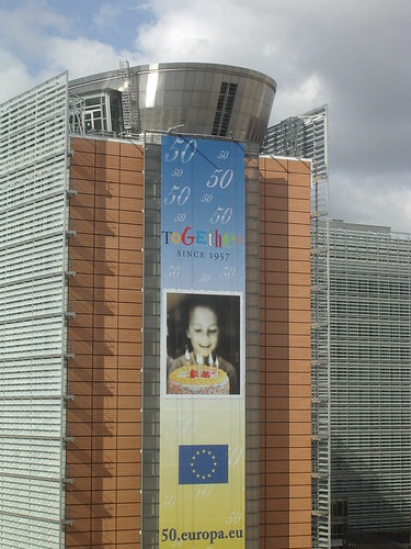 Berlaymont Bruxelles - Together