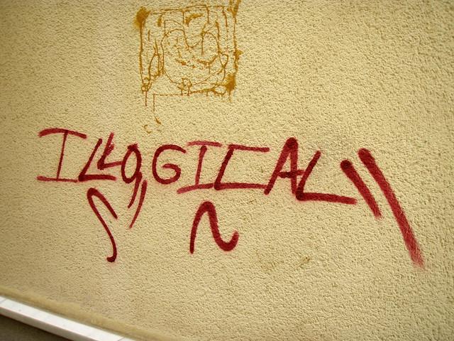 Header of illogical