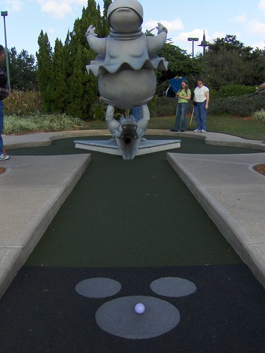 hippo golf