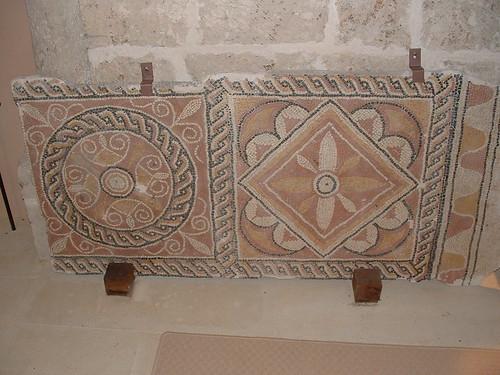 Villa romana de Santa Lucía - Mosaico 2