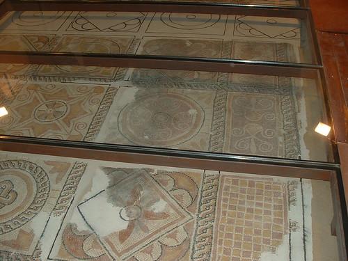 Villa romana de Santa Lucía - Mosaico 4