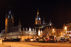 Ieper Town Square