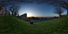 Yet another sunrise in Montmartre