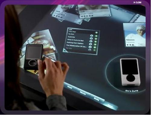 Microsoft Surface An Interactive Coffee Table Ghaati Masala