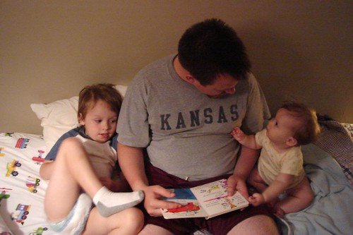 b is for bedtime story