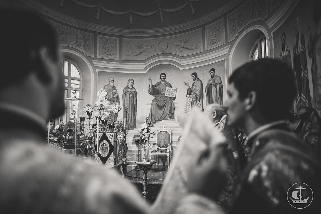 """10 декабря 2016, Празднование в честь иконы Божией Матери """"Знамение"""" / 10 December 2016, The celebration in honor of the icon of the Mother of God """"Of the Sign"""""""