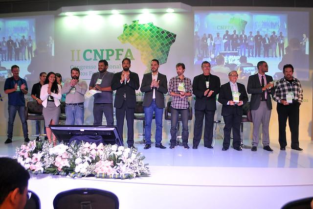 II CNPFA - Concurso de Trabalhos