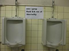 bathtub(0.0), toilet seat(0.0), bidet(0.0), sink(0.0), toilet(1.0), room(1.0), public toilet(1.0), urinal(1.0), plumbing fixture(1.0),