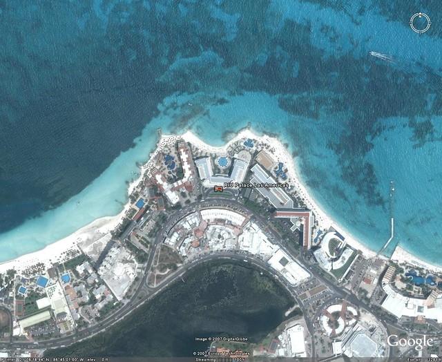 Cancun Riu Palace Las Americas Traveller Reviews