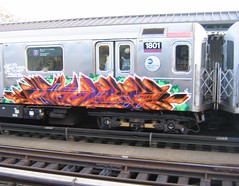 Ether NYC Train *Robbed*