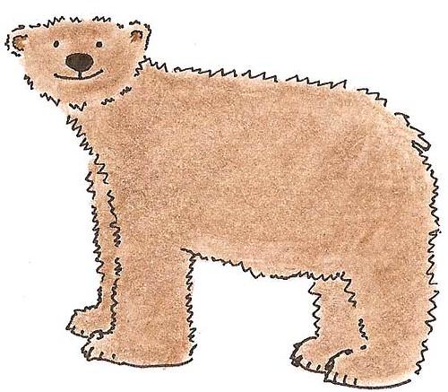 Przemiana niedźwiedzia Aleksa