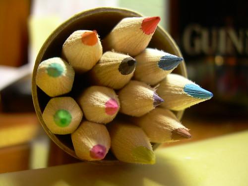 Misiles de colores