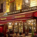 Rita Crane Photography: Paris / historic cafe / brasserie / bistro / Latin Quarter / Left Bank / night / La Vagenende, Blvd St Germain, Paris