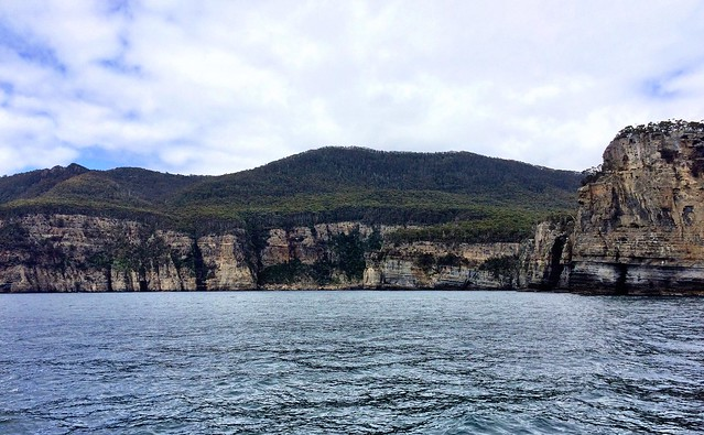 On the way to Fortescue Bay. Tasmania.