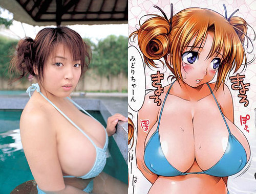 Re: If Real Girls Were More Like Those in Anime...
