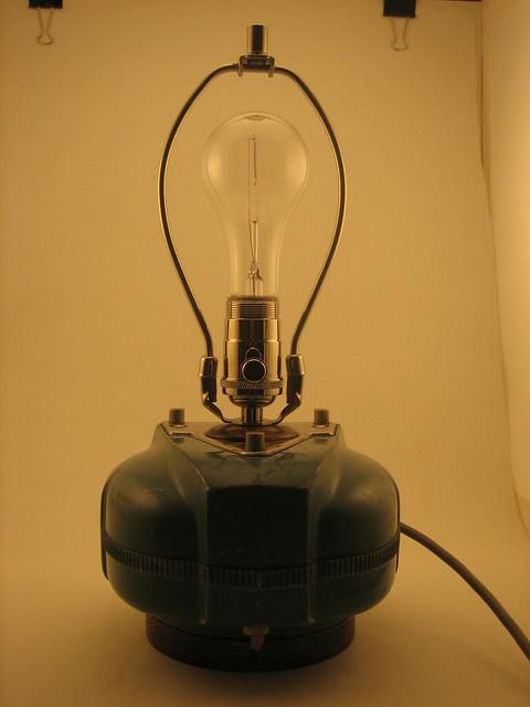 Vacuum Lamp