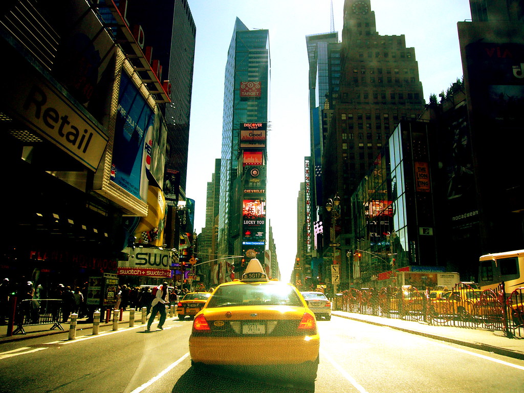 New York City by kaysha (Creative Commons)
