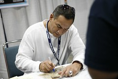 Temuera Morrison by starwarsblog on Flickr