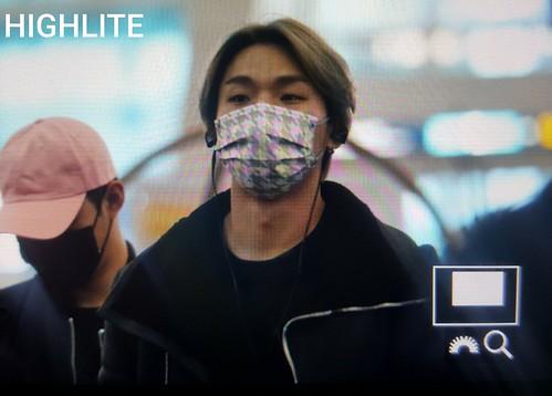 BIGBANG departure Seoul to Fukuoka 2016-12-09 (14)