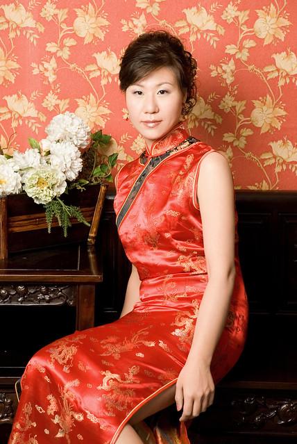 Taiwan Traditional Dress