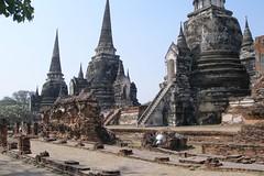 Wat Phra Si Sanphet of Ayutthaya (2007-02-030)