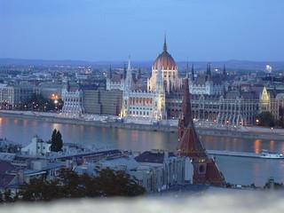 Pest - Parlamento