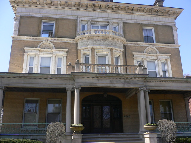 Swift Mansion Kenwood Chicago Flickr Photo Sharing