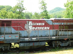 GSMR: Fugitive Wreck (Train)