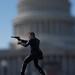 Defending the Capitol by tiffany bridge