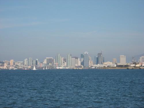 Sunny San Diego