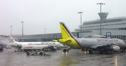 Germanwings A319 Cologne/Bonn