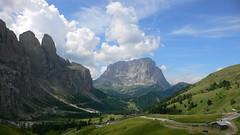Dolomiti Landscape - Sassolungo