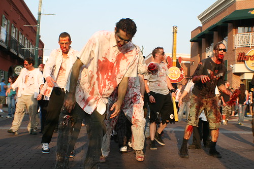 memphis zombie massacre — May 25