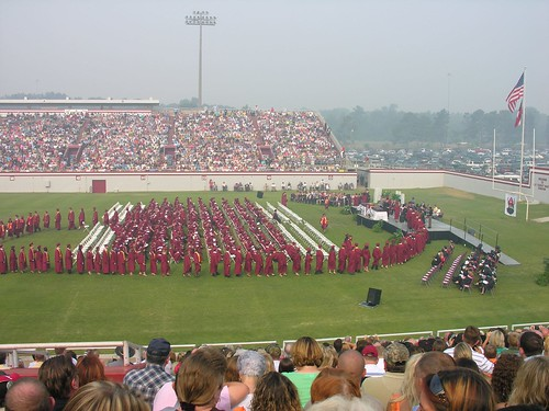 Hunter's High School Graduation
