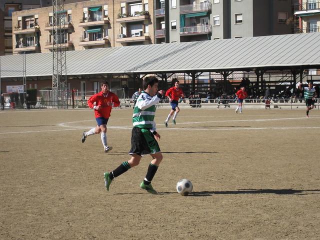 U.E. Sants - U.E. Guissona (08/02/2009)