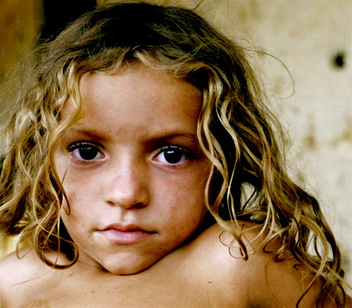 Pretty & Very Poor Girl - Ceará/Brazil