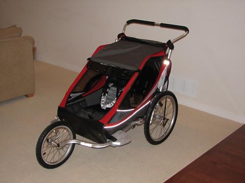 remorque v lo chariot cougar 2. Black Bedroom Furniture Sets. Home Design Ideas