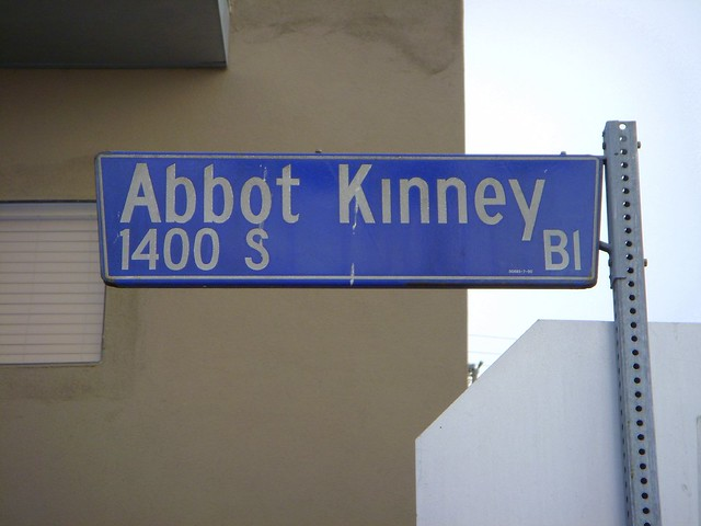 Header of Abbot Kinney
