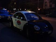 sedan(0.0), supercar(0.0), automobile(1.0), volkswagen beetle(1.0), volkswagen(1.0), vehicle(1.0), automotive design(1.0), volkswagen new beetle(1.0), subcompact car(1.0), land vehicle(1.0), sports car(1.0),
