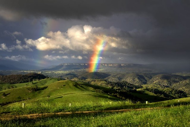 Flickr Spotlight   Striking Images Of Rainbows Around The World