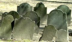 Granary burying ground, Boston