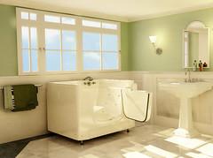 la salle de bain senior webzine du btp. Black Bedroom Furniture Sets. Home Design Ideas