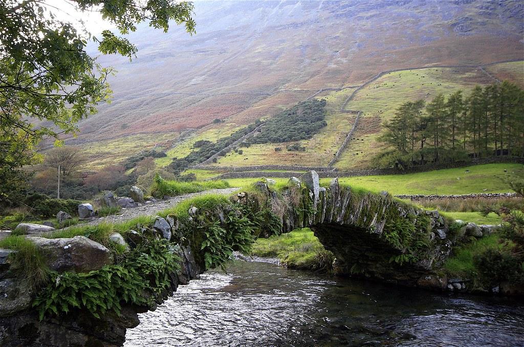 """Bridge @ Wasdale Head """"Lake District"""""""