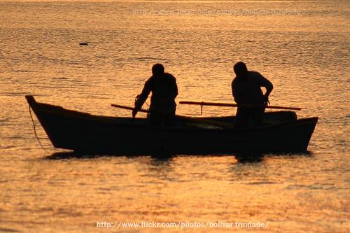 silhouette brasil backlight sunrise canon contraluz rebel bolivar santacatarina canoa pescadores silhueta solnascente xti duetos fotoclubebrusque bolivartrindade©allrightsreserved