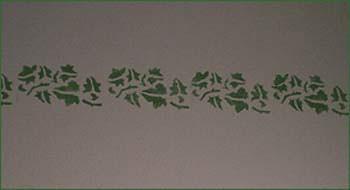Stencil sul muro - bagno  Flickr - Photo Sharing!
