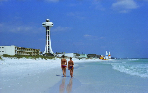 tower beach florida fl roadside panamacitybeach panamacity attraction kocojim windsandandwater