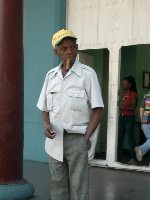hombre cubano: